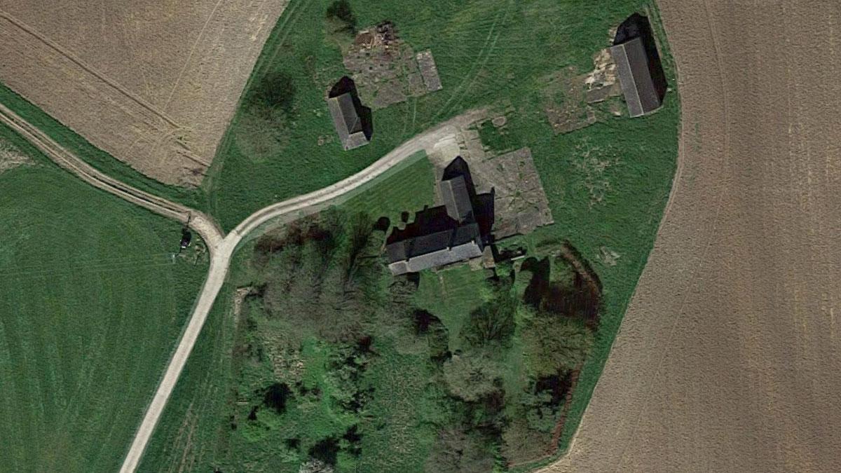 Stuchbury Manor Farm House