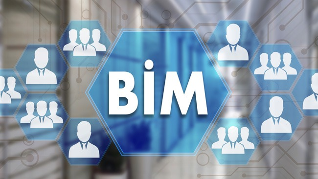 What's the BIM role for main contractors and sub-contractors?